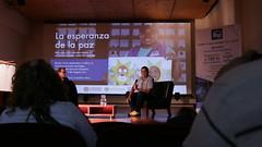 Lanzamiento - La esperanza de la Paz (6) (Red Nacional de Bibliotecas Públicas Colombia) Tags: fondo nacional del ahorro biblioteca de colombia ministerio cultura documental bibliotecas rurales itinerantes