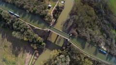 Stony Stratford a07 (uwsjjsrw40) Tags: stony stratford cosgrove aquaduct aerial