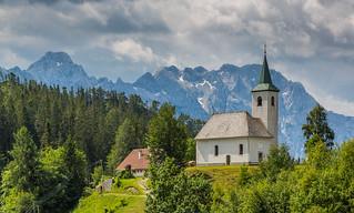 Slovenia / Slowenien: Sveti Duh