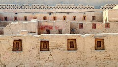 As red as Inca : Tambo Colorado