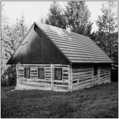 Rural Degradation (Koprek) Tags: rolleiflex28f fomapan 100 film analog 6x6 120 format medium desinić rural croatia summer 2018