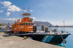 Ag.Galini-20180817-0518 (old.pappous) Tags: agiagalini creteregion greece gr greek coastguard hellenic boats ships harbour