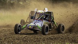 churning up the mud