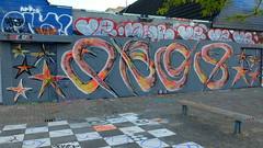 Schuttersveld (oerendhard1) Tags: graffiti streetart urban art rotterdam oerendhard crooswijk schuttersveld okus