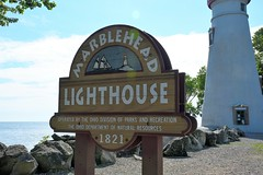 Lighthouse at Marblehead, OH (dl109) Tags: marblehead oh