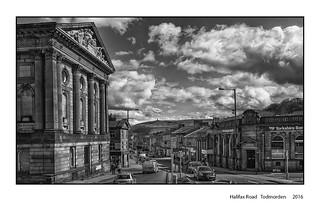 Halifax Road Todmorden