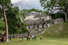Guatemala-1-24 (Michael Yule - I Can See For Miles) Tags: tikalnationalpark travel tourism tours tourist trees guatemala centralamerica latinamerica vacations holidays ruins oldbuildings outdoors architecture history nikond7100 18105mmlens landscape