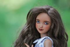 Amandine says hello! (stashraider) Tags: youpla ziya resin ball jointed doll