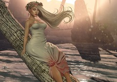 Tranquility (Allie (Lilly Sunflower)) Tags: lode swallow atomic n21 tableauvivant cynful secondlife sl allie fashion