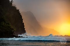 Na Pali Coast Kauai (brandon.vincent) Tags: hāʻena state park kauai hawaii seascape na pali coast pacific