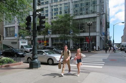 Urban Backpackers!