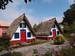 Portugal - Madère - Santana (gil35les) Tags: madère île portugal santana maison traditionnelle casas tipicas