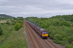 33029 33207 burry port 27/08/2018 (Offroadanonymous) Tags: 33029 33207 burryport