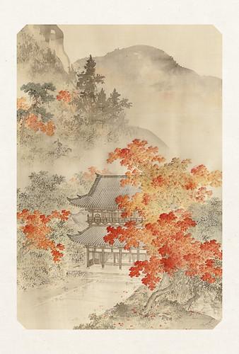 25-Carte postale // 10x15cm // Landscape