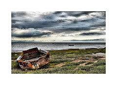 A sailors story (CJS*64) Tags: d7000 nikond7000 24mm85mmlens 2485mmlens nikon nikkor nikondx lytham scenery boat cjs64 craigsunter cjs colour lancashire seaside shoreline beached retired