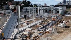 CBD & South East Light Rail - Lilyfield - Update 4 September 2018 (1) (john cowper) Tags: cselr sydneylightrail lilyfield depot construction track tracklaying transportfornsw altrac innerwest sydney newsouthwales
