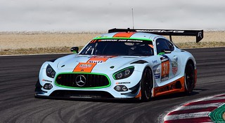 Mercedes-AMG GT3 / Roald Goethe / Stuart Hall / Daniel Brown / Thomas Jaeger / ROFGO Racing