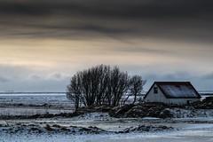 Islande, Skógafoss, 61 (Patrick.Raymond (4M views)) Tags: islande hiver gel froid neige hdr cascade waterfall