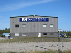 EN Equipment North Inc. (Gerald (Wayne) Prout) Tags: enequipmentnorthinc highway101west mountjoytownship cityoftimmins northeasternontario northernontario ontario canada prout geraldwayneprout canon canonpowershotsx60hs powershot sx60 hs digital camera photographed photography architecture building en equipment north incorporated highway highway101 west mountjoy township city timmins northeastern northern sales rentals service leasing manlifts machines vehicles
