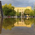 Wasseranlage von Girot - Blick auf den Dienstsitz des BMVI thumbnail