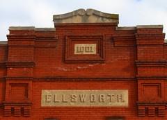 Ellsworth (pics by ben) Tags: iowafalls iowa ellsworth hardin walk northiowa iowariver midwest