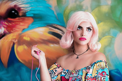 Beatriz Vaz. (Hugo Miguel Peralta) Tags: nikon 80200 f2 d750 fashion moda vestidos portrait retrato