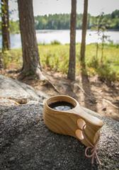 Kahvihetki (Markus Heinonen Photography) Tags: kuksa kintulammi retkeily kahvi coffee kaffe tampere suomi finland europe juoma drink luonto nature