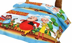 Motu Patlu Blanket For Kids (mywowstuff) Tags: gifts gadgets cool family friends funny shopping men women kids home