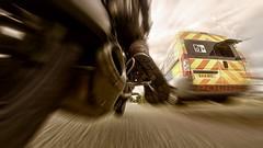 Speed Trap ! (Madr@t) Tags: yamaha mt09 motorbike police speedcameras speed trap gopro