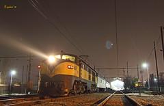 Night Trip (Rodrigo yañez) Tags: efe e3209 tren temuco santiago trencentral temucano nocturno coches eurofima serie 10000 renfe gai breda locomotora estacion night trip chile fiestas patrias