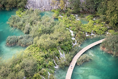 Plitvice (Roger_T) Tags: 2018 canon5dmarkiv plitwitzerseen nature kroatien wasserfälle croatia wald plitvicerseen waterfalls river forest canonef2470mmf28liiusm lakes lake green plitvice water plitvicelake canon