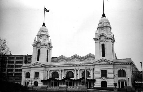 Worcester Massachusetts - Union Station - 1911
