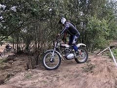 IMG_1809 (Remy Janssen) Tags: trial trials classic motorclub arnhem plonkers pleasure 2018 bsa matchless ajs norton twinshock honda yamaha motortrial eurocup ctn