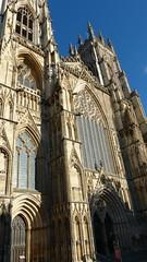 York Minster UK (bertie's world) Tags: york minster uk cathedral church