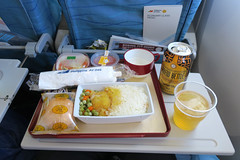 Inflight meal - Philippine Airlines (MNL - LHR) RP-C7777 (Howard_Pulling) Tags: inflight meal