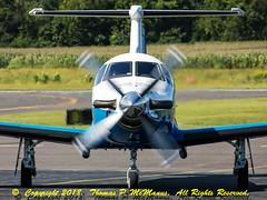 N531AF (Thomas P. McManus) Tags: n531af pilatuspc1247e wingsfieldklom canoneos5dmarkiv canonef100~400iizoom