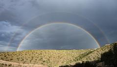 Double rainbow (snowpeak) Tags: double rainbow