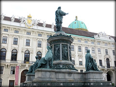 The Imperial (Hofburg) Palace #25 (jimsawthat) Tags: statues architecture architecturaldetails palace urban vienna austria