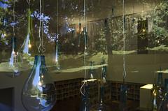 Biblioteca (Mafuf) Tags: biblioteca serralves museo oporto porto bombillas reflejo