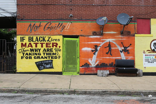 If Black Lives Matter, Then, Why are we by pasa47, on Flickr