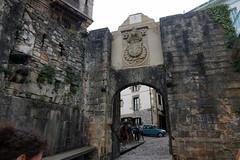 Fontarrabie, Puerta de Santa Maria (vincent_dandrieubergez) Tags: fontarrabie