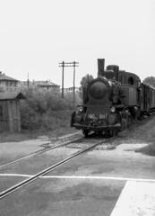 FS Gr 880.011 Pavia 09/1963. Foto Roberto Trionfini (stefano.trionfini) Tags: train treni bahn zug steam dampf fs gr880 pavia lombardia italia italy