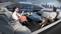 Volvo 360c Interior Office (zThomas2) Tags: lifestyle safety environment technology concepts design sustainability interior images 2018 autonomousdrive connectivity electrification volvo360c2018