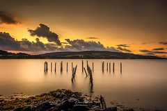 Salen Old Pier (deanallanphotography) Tags: art adventure anawesomeshot artisticexpression beauty colors coast coastline expression elevated flickrsbest fab greatbritishlandscape impressedbeauty jetty landscape light ngc natgeo nikon outdoor outdoors photography peaceandquiet peaceful panorama quiet rural sunset travel uk view water pier scotland scenic scene scenery