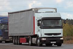 Renault Premium  М 959 КХ 45 (RUS) (zauralec) Tags: трасса трассар254иртыш иртыш город курган автомобиль грузовик автопоезд kurgancity therouter254irtysh renault premium м 959 кх 45 rus