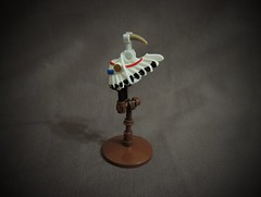 Ibis (Space Glove) Tags: lego bird ibis