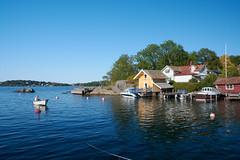 Jours d'été à Stockholm : villégiatures d'été dans l'Archipel (Géraud de St G) Tags: stockholm archipel archipelago vaxholm