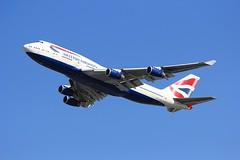 B747 G-BYGE London Heathrow 13.09.18 (jonf45 - 4 million views -Thank you) Tags: british airways boeing 747436 747 b747 jumbo london heathrow airport egll lhr airliner civil aircraft jet plane flight aviation gbyge