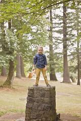Ready for Adventure! (The Wanderlust Wildflower) Tags: boys brothers portrait oregon forest portlandia portland pnw