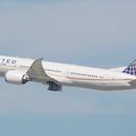 United Airlines Boeing 787 -9 DreamLiner N38950 DSC_0602 thumbnail